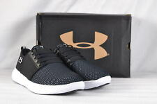 Men's Under Armour Charged 24/7 NU Running Shoes Black 8