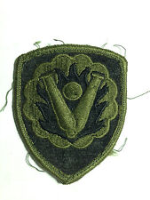 MILITARY PATCH- U.S. ARMY SUBDUED 59TH ORDNANCE