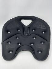 BackJoy Orthotics Sit Smart Posture Plus Seat Cushion Padded Lower Back Pain