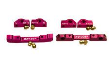 1 Set  Suspension Mount (FF+0) &  (RR+30 ) for Sakura D3 1/10 Drift Rc Model Car