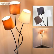 Lampadaire Design Éclairage de sol Lampe de bureau Lampe sur pied Tissu 155509