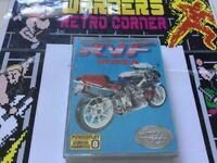 Commodore Amiga 500 Retro gaming Game Rvf Honda Boxed Cib