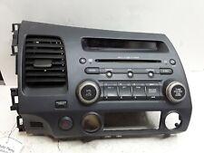 06 07 08 09 Honda Civic AM FM XM CD radio receiver OEM 39101-SNA-A510-M1  2AD0