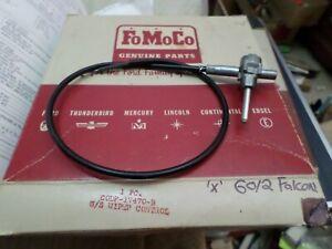 1960 1961 1962 ford falcon nos windshield wiper control switch CODF-17470-B