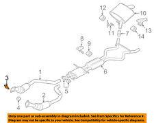 LAND ROVER OEM 14-17 Range Rover Sport Exhaust-Converter & Pipe Stud LR035848