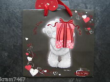 Me to You Small Tatty Teddy Birthday / Valentines Gift Bag and Tag