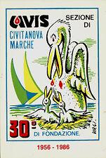 #CIVITANOVA MARCHE: AVIS- 30° DI FONDAZIONE