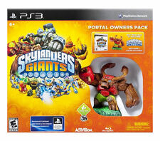 Skylanders Giants PORTAL OWNER'S PACK  (Sony Playstation 3, 2012) NEW