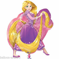 "31"" Disney Princess Tangled Rapunzel Children's Party Foil Supershape Balloon"