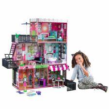 Kidkraft Brooklyn's Loft Wooden Dolls House Play Set (65922)