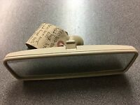 VW SEAT SKODA BEIGE CREAM INTERIOR REAR VIEW MIRROR 3B0857511G 3C0857511J