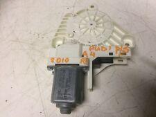 AUDI A4 B8 2012 PASSENGER SIDE REAR DOOR WINDOW MOTOR 8K0959811A (SULP)