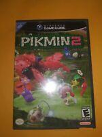 Rare Nintendo GameCube Pikmin 2 CIB COMPLETE HTF in Very good Condition