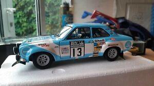 Minichamps MK1 Ford Escort RS1600 1973 RAC Rally 1st Makinen Liddon 100738113