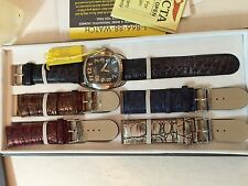 Invicta  Limited Edition Mens  Watch w/ 5 bands