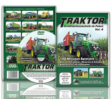 DVD Traktor – Großflächentechnik im Fokus Vol. 4 Schlammschlacht Maisernte uvm