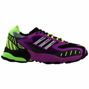 adidas Torsion Trdc  Mens  Sneakers Shoes Casual   - Black,Green,Purple - Size