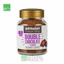 Beanies Instant Coffee Double Chocolate Flavour 50g