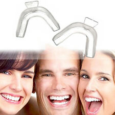 3pcs Thermoform Mouth Teeth Dental Trays Tooth Whitening Moldable Guard Whitener
