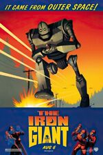 """The Iron Giant - Movie Poster (Regular Style) (Size: 24"""" x 36"""")"""