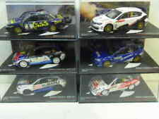 1/43 IXO RALLYE WRC LOT SUBARU