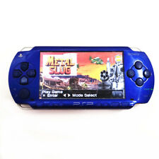 Blue Secondhand Used Sony PSP-1000 Handheld System Game Console