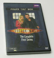 DOCTOR WHO Complete First Series DVD 5 Disc Set BRAND NEW SEALED FAST SHIP BBC 1