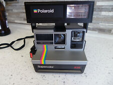Cámara Polaroid 635 Supercolor LM programa