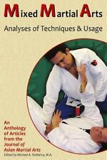 Mixed Martial Arts : Analyses of Techniques & Usage by Rhadi Ferguson,...