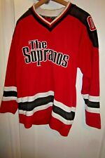 Official Exclusive Hbo Sopranos Hockey Jersey Size Xl