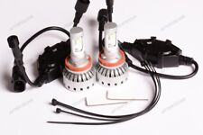 EXTREME 60w CREE KIT 2 LAMPADE H8 ANGEL EYES LED BMW Z4 2010 2011 2012 2013 E89