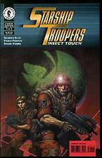 Starship Troopers: Insect Touch #1-3 Near Mint Complete Set 1997