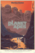 Planet of the Apes by Laurent Durieux Ltd x/275 Poster Print Art MINT Mondo