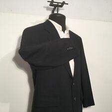 Hardy Amies Savile Row Mens Sport Coat Blazer 40S Lana-Fino Super 100 Wool 0370