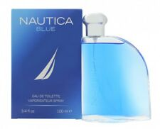 NAUTICA BLUE EAU DE TOILETTE 100ML SPRAY - MEN'S FOR HIM. NEW. FREE SHIPPING