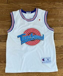 Kids Bugs Bunny Looney Tunes Champion 1990s Basketball Jersey Size Small