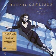 BELINDA CARLISLE - HEAVEN ON EARTH (MINI REPLICA GATEFOLD)  CD NEUF