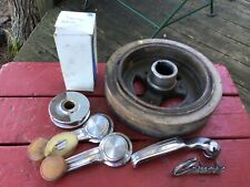 Various 1969 Camaro Hardware and Other Miscellaneous Parts - Original Chevy Z28