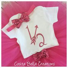 Half birthday outfit,Hot pink half Bodysuit,Hot pink glitter Birthday,Handmade