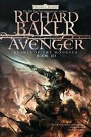 Avenger: Blades of the Moonsea, Book III (Blades of Moonsea) by Baker, Richard