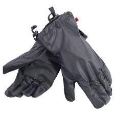 Gants noirs textiles en nylon pour motocyclette