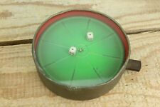 WW2 Period 2 Dice Push Button Spinner - Made in Germany.
