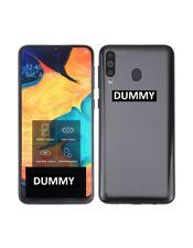 TELEFONO FINTO DUMMY SCHERMO COLORATO REPLICA Samsung Galaxy A40s NERO