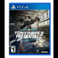 Tony Hawk Pro Skater 1 + 2 for PlayStation 4 [New Video Game] PS 4