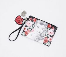 Disney Beauty & the Beast Belle Rose Clutch NWT