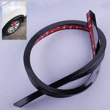118cm Universal Car Fender Wheel Eyebrow Protector Arch Lips Trim Strip Flare