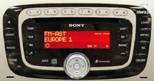 FORD SONY 6000 RADIO OR V SERIES UNLOCK CODE SUPER FAST SERVICE (5 TO 60 MINUTE)