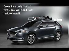 Genuine Mazda CX-9 Crossbars (Roof Rack Required) 0000-8L-N11