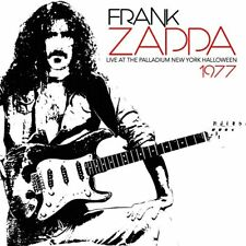 Frank Zappa - Live at the Palladium New York Halloween 77 [CD]