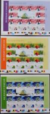 ISRAEL 2010 Stamp IMPERFORATE Sheets INNOVATIONS CHINA EXPO. BAR TABS. MNH RARE